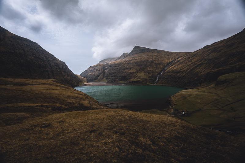 Saksun, Färöer Inseln, Tal, Fotospots auf den Färöer Inseln