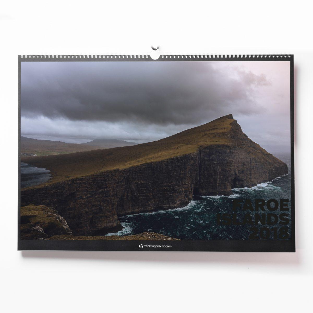 Faroe Islands Färöer Inseln Kalender